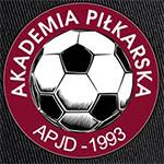 Logo Akademia Piłkarska APJD - 1993