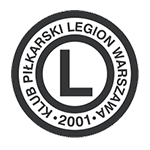 Logo Klub Piłkarski Legion Warszawa