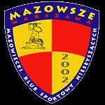 Logo Mazowiecki Klub Sportowy Niesłyszących